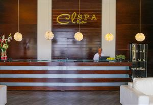 Cleo Spa Reception