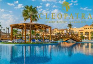 Cleopatra Luxury Resort Makadi - Official Video